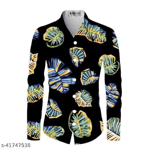 Comfy Fashionable Men Shirt Fabric