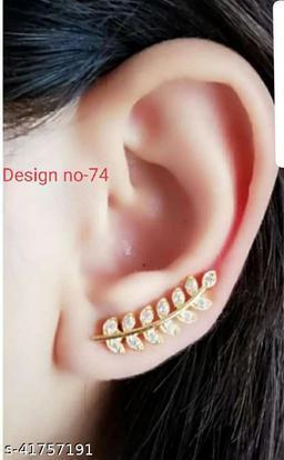 Fower Style Earring