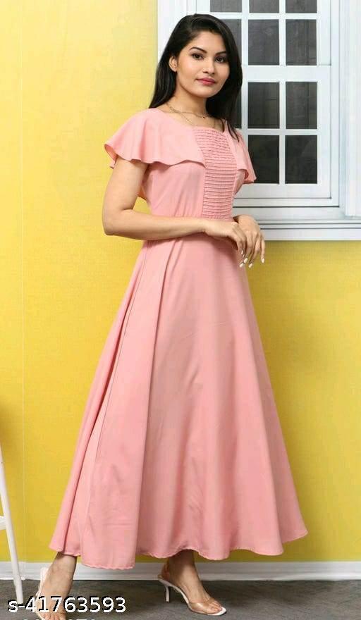 Fancy Ravishing Women gown