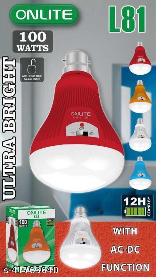 Latest Bulbs & Fixtures