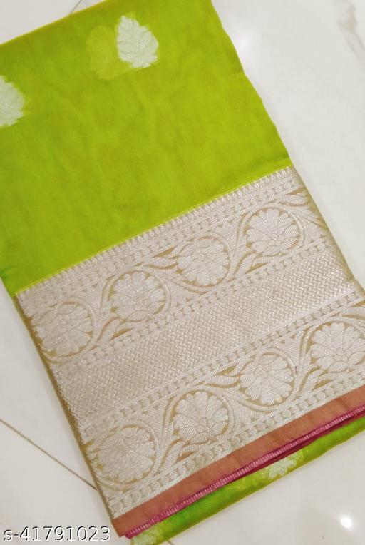 Upada Cotton Silk Saree