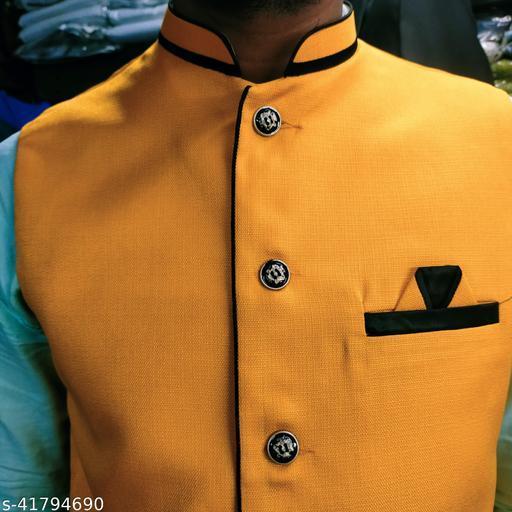 Fancy Ravishing Men's Ethnic Jackets