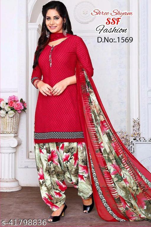 Aishani Pretty Salwar Suits & Dress Materials