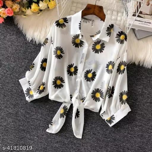 Trendy Fabulous Women Shirt