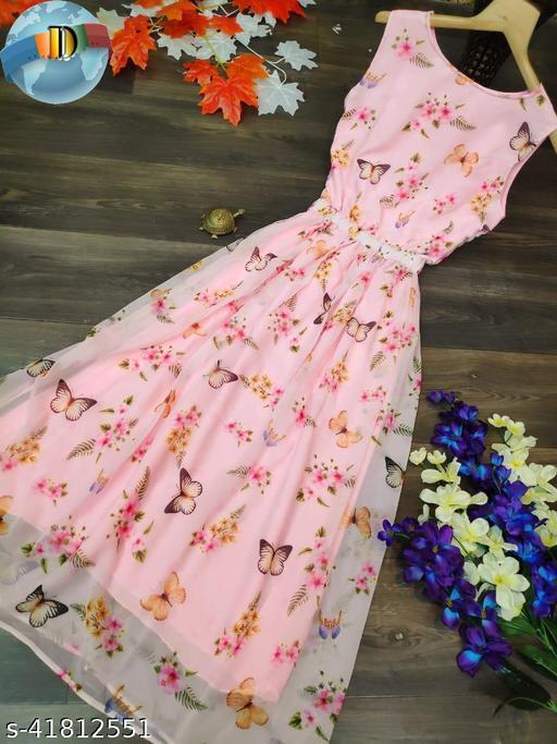 Pretty Partywear Women Dresses