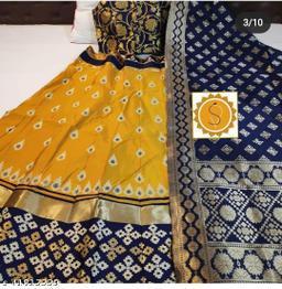New Exclusive Banarasi Lehenga Choli Collection