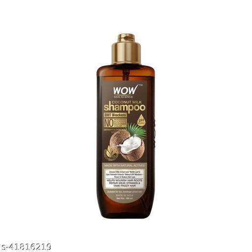 WOW Skin Science Coconut Milk Shampoo - 100mL