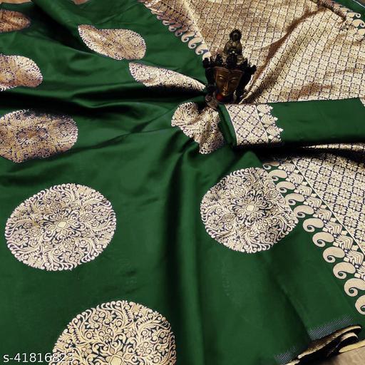 Banarasi Jacquard Silk Saree