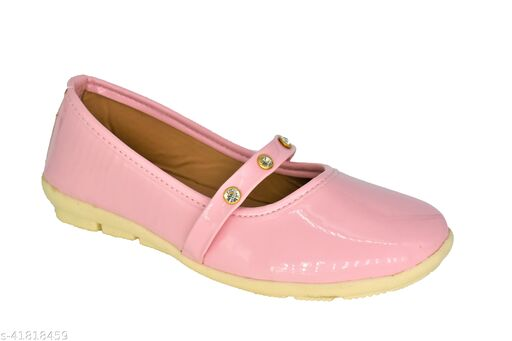 Fuzzy Latest Kids Girls Casual Shoes