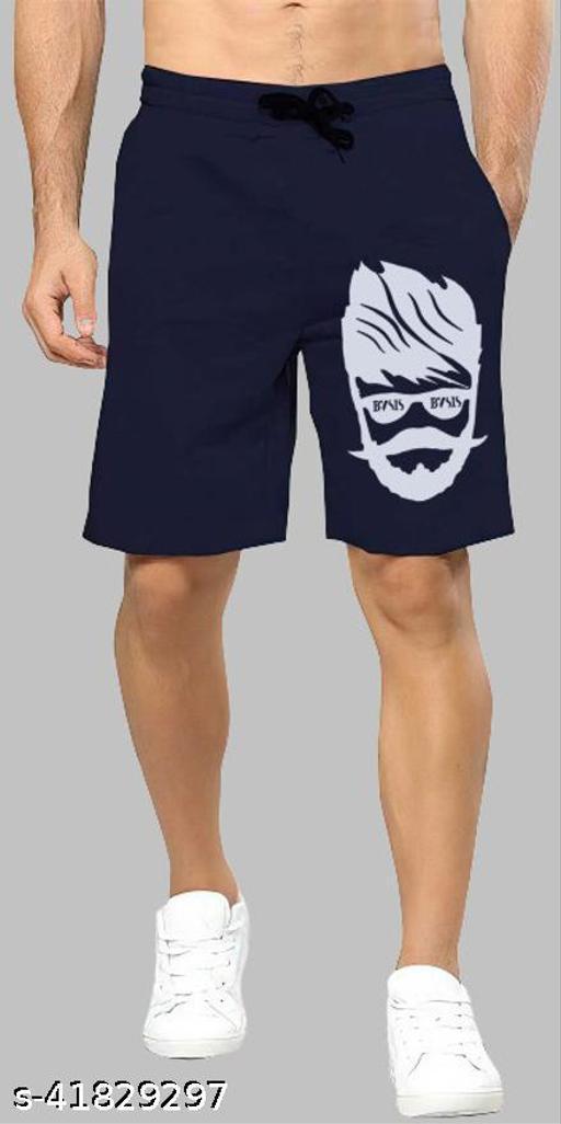 Casual Trendy Men Shorts