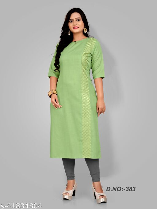 Aakarsha Drishya Kurtis