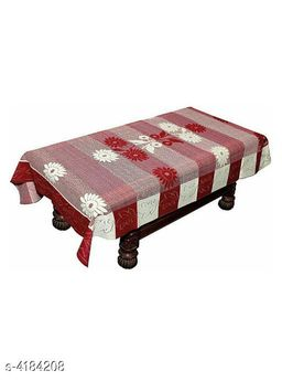 Trendy Net Cotton Table Cover