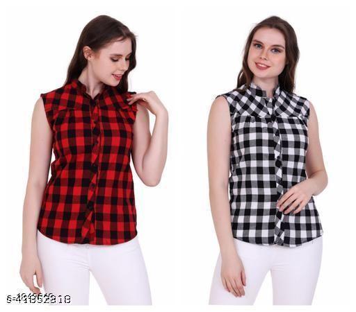 Women Shirt cotton Bandi
