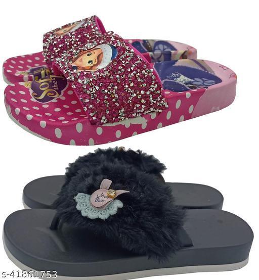 Amazing Latest Kids Girls Flip Flops