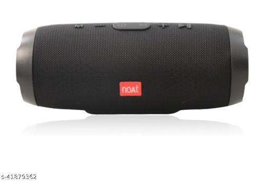 Charge  3 Portable Bluetooth Speaker (Black)