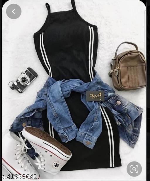 Trendy Fashionista Women Dresses