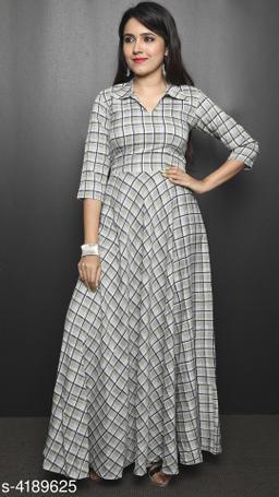 Fashionable Poly Lycra Dress
