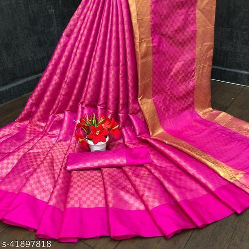 Aagam Refined Sarees