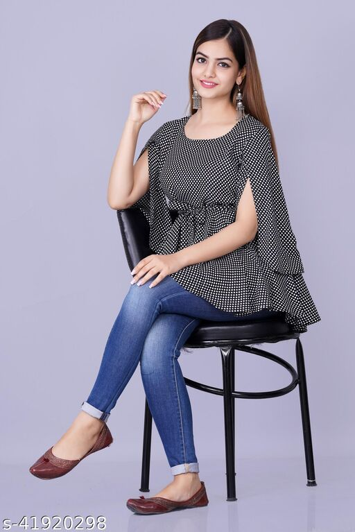 womens Rayon Printed top