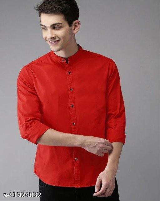 Trendy Graceful Men Shirts