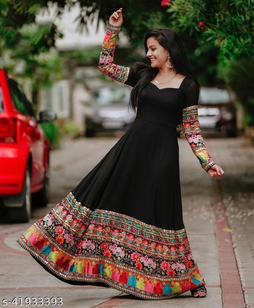 Trendy Glamorous Women Gowns
