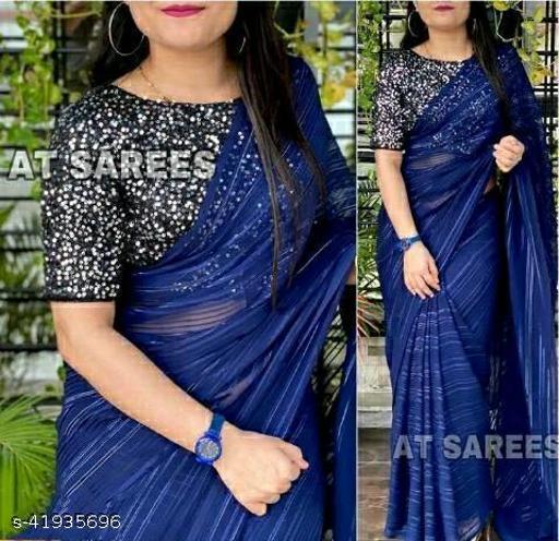Trendy Attractive Sarees
