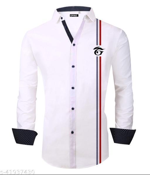 Fancy Designer Men Shirt Fabric