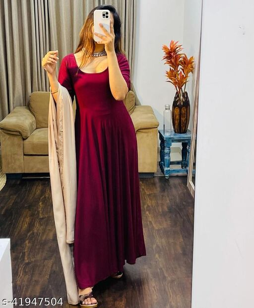 Comfy Glamorous Women Gowns