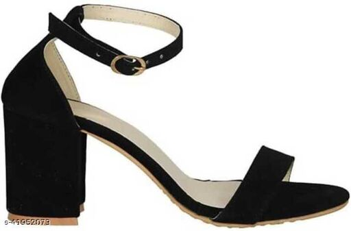 Affordeble zone woman and girls casual heel sandals