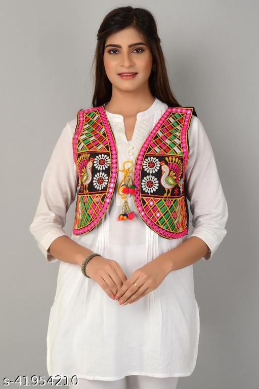 Kashvi Refined Women Ethnic Jackets
