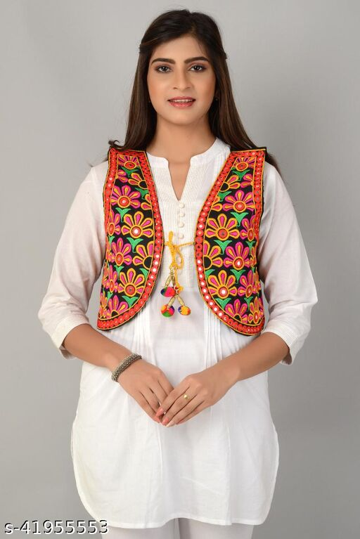 Banita Refined Women Ethnic Jackets