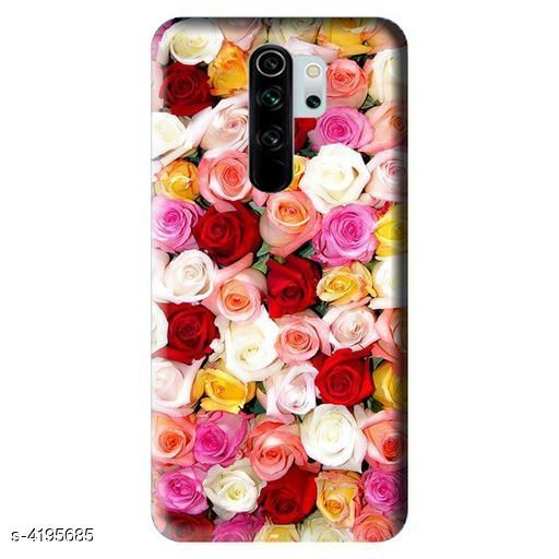 Cases & Covers  Advanced  Redmi Note 8 Pro Mobile Back Cover   *Product Type * Mobile Back Cover  *Material * Plastic  *Size * Exact Fit to Mobile  *Model * REDMI NOTE 8 Pro  *Description * It Has 1 Piece Of Mobile Back Cover  *Work * Printed  *Sizes Available* Free Size *    Catalog Name:  Advanced  Redmi Note 8 Pro Mobile Back Cover Vol 6 CatalogID_598975 C99-SC1380 Code: 122-4195685-