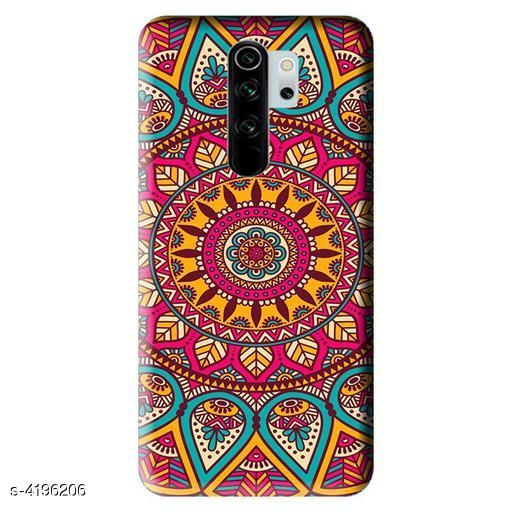 Cases & Covers  Advanced  Redmi Note 8 Pro Mobile Back Cover   *Product Type * Mobile Back Cover  *Material * Plastic  *Size * Exact Fit to Mobile  *Model * REDMI NOTE 8 Pro  *Description * It Has 1 Piece Of Mobile Back Cover  *Work * Printed  *Sizes Available* Free Size *    Catalog Name:  Advanced  Redmi Note 8 Pro Mobile Back Cover Vol 12 CatalogID_599067 C99-SC1380 Code: 122-4196206-