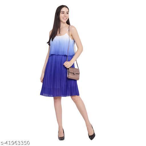 Anaghakart Georgette Dress
