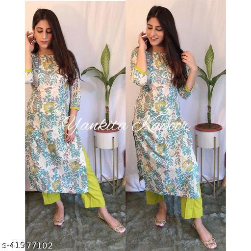 Aakarsha Pretty Women Kurta Sets