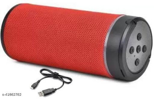 Jiffame™ Wireless Bluetooth Speaker With Mic For Hand-Free/ Splashproof (Bluetooth 5.1)