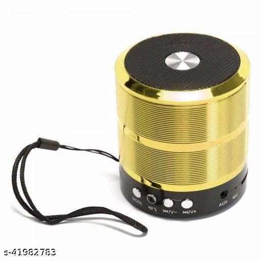 Jiffame™ Mini Bluetooth SpeakerWith Mic For Hand-Free/ Splashproof (Bluetooth 5.1)