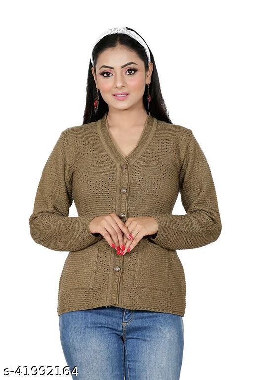 Pretty Feminine Women Sweaters