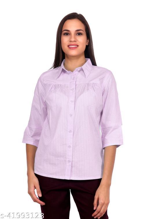 Trendy Partywear Women Shirts