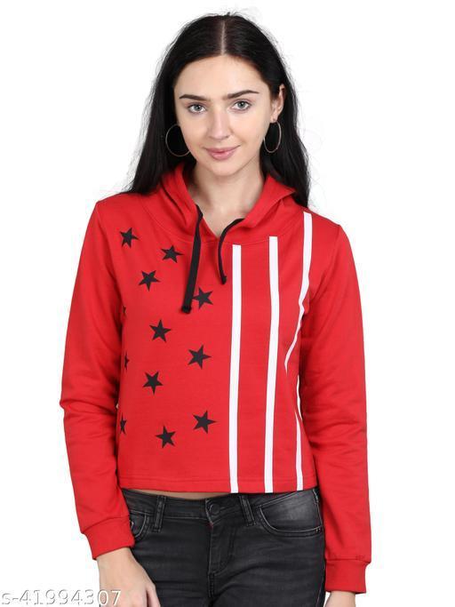 Comfy Feminine Women Sweatshirts