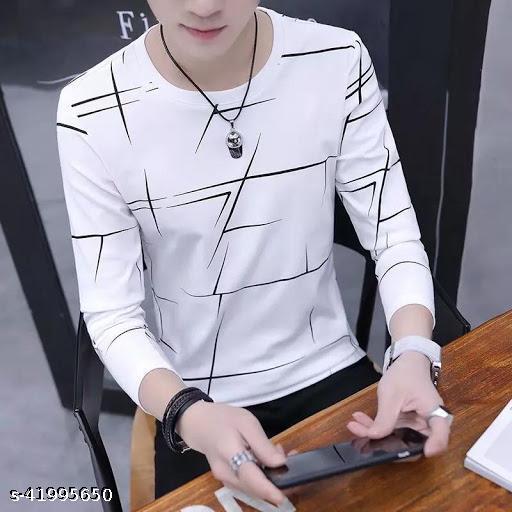 Stylesmyth Best Selling Printed Half Sleeves T'shirt for man