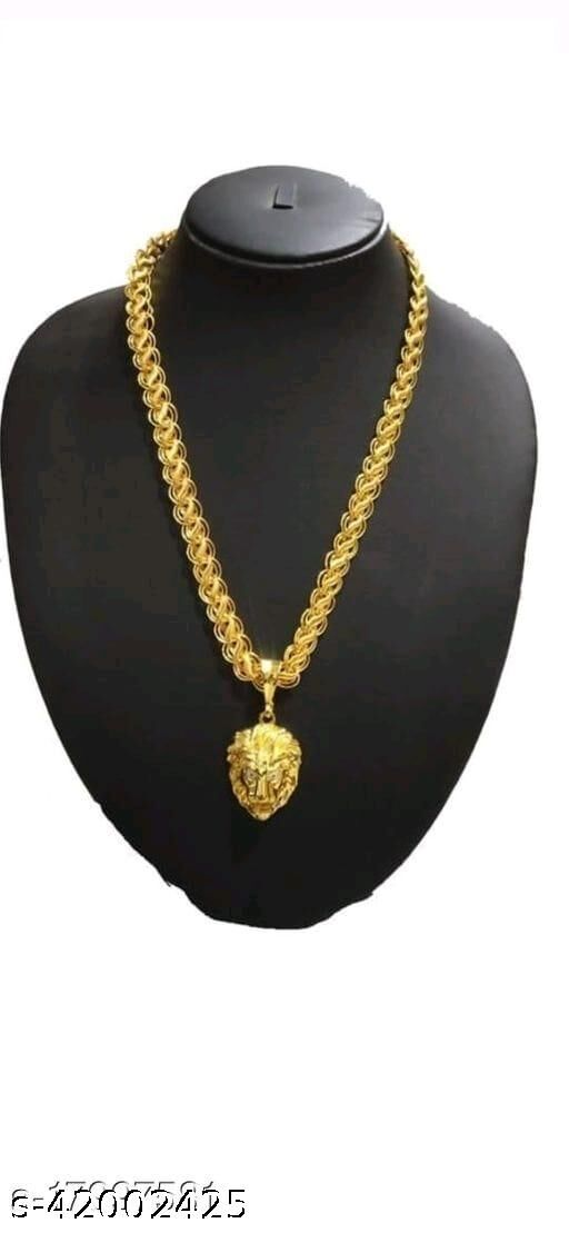 Fashionable Unique Men Jewellery