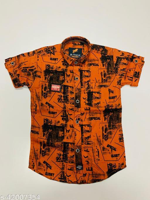Cutiepie Comfy Boys Shirts