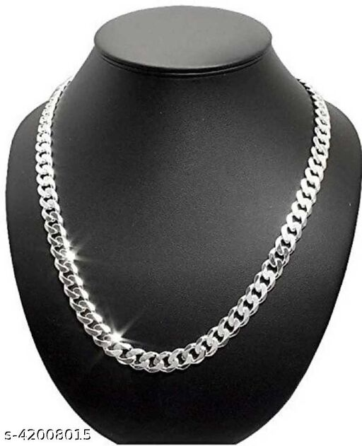 Sterling Silver Chain 20 Inches for Mens