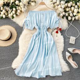 Urbane Fashionable Women Dresses