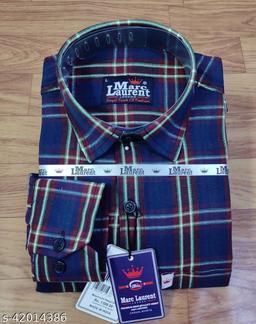 Latest New Check Shirt 100% Cotton