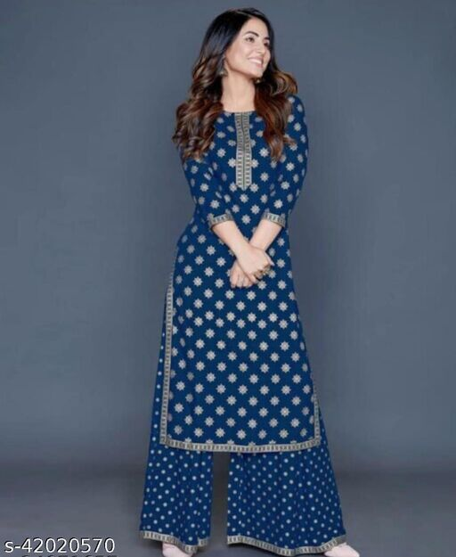 Adrika Fashionable Women Kurta Sets