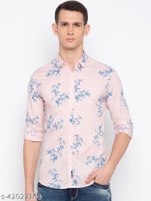 Urbane Fashionable Men Shirt Fabric