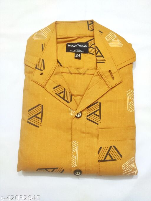 Flawsome Classy Boys Shirts