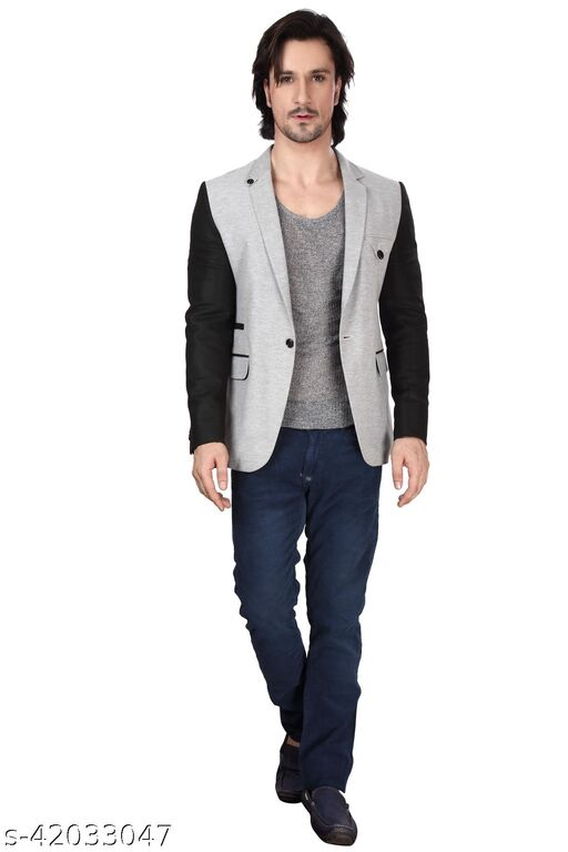 Comfy Fashionable Men Blazers